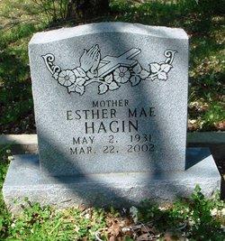 Esther Mae Hagin