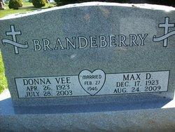 Donna Vee Brandeberry