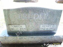 Henry G Bruder