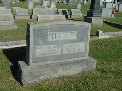 Ida <i>Lee</i> Hitt