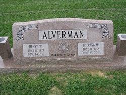 Theresa Margaret <i>Jozsa</i> Alverman