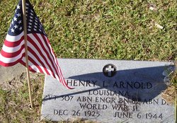 Henry L. Arnold