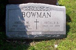 Amelia Miriam <i>Kurzawski</i> Bowman