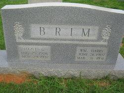 Hazel Ray <i>Garner</i> Brim