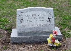 Ora Lee White