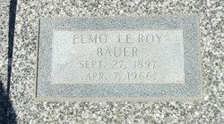 Elmo Leroy Bauer