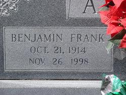 Benjamin Frank Allen