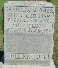 Vola E <i>Miller</i> Luce