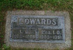 Anna <i>Syderclap</i> Edwards
