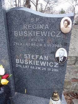 Regina <i>&#379;uk</i> Buskiewicz
