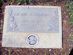 Leona Rose <i>Baldwin</i> Hileman
