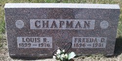 Freeda D <i>Hamann</i> Chapman