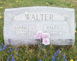 Harriet J. Walter