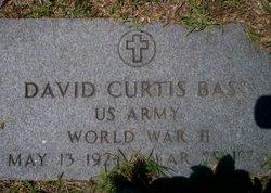 David Curtis Bass
