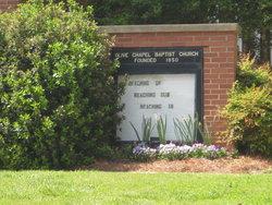 Olive Chapel Baptist Church Cemetery