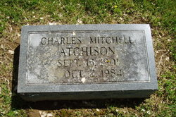 Charles Mitchell Atchison