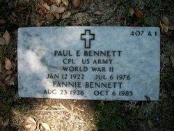 Fannie Maxine Bennett