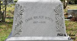 Emma Adelaide <i>Walker</i> Worth