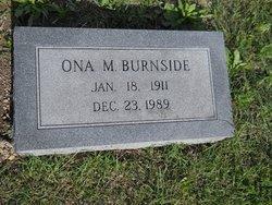 Ona <i>Majors</i> Burnside