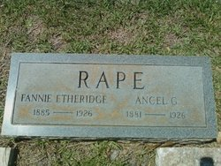 Ancel Griffin Rape, Sr