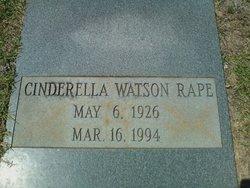 Cinderella Leona <i>Watson</i> Rape