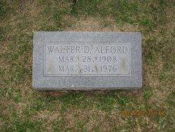 Walter D Alford