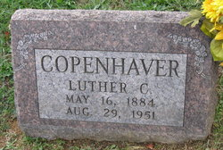 Luther C Copenhaver