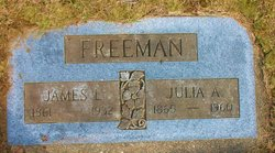 James Leslie Freeman
