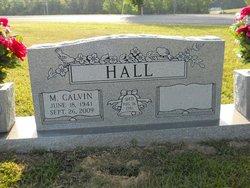 Marion Calvin Hall