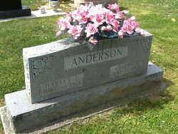 Caroline Mae Callie <i>Harden</i> Anderson