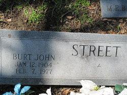 Burt John Street