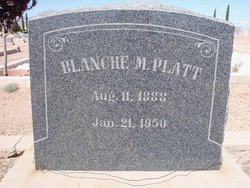Blanche Cleora <i>Murdy</i> Platt
