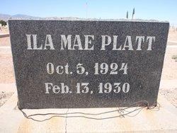 Ila Mae Platt
