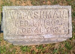 William Ashman