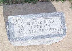 Walter Boyd Hackney