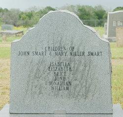 Mary <i>Miller</i> Smart