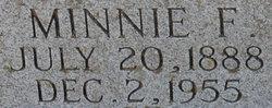 Minnie Florence <i>Smith</i> Blackmon