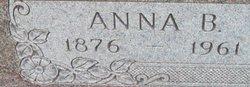 Anna Augusta <i>Biegert</i> Barton