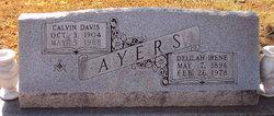Calvin Davis Ayers