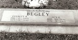 Everett Ray Begley