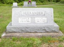 Carrye B <i>Hostlar</i> Alexander