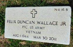 Felix Duncan Wallace, Jr