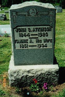 John Snodgrass Atkinson