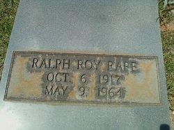 Ralph Roy Rape