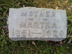 Martha <i>Chandler</i> Bugh