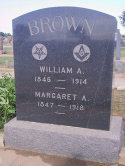 William A. Uncle Billy Brown