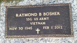 Raymond Benjamin Bosher