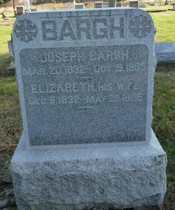 Elizabeth <i>Haigh</i> Bargh