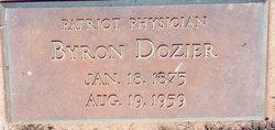 Dr Bryan Dozier