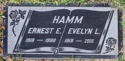 Evelyn Louisa Eve <i>Friand</i> Trabue - Hamm
